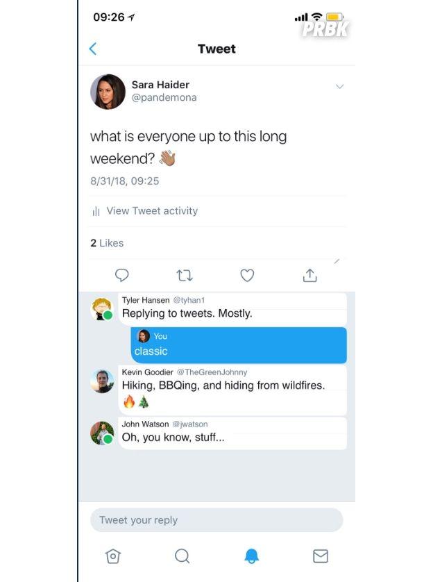 Twitter : conversations plus claires, tweets pré-remplis... d'énormes changements en vue