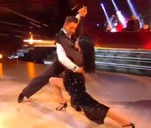 Pamela Anderson et Maxime Dereymez ont ébloui le jury avec leur tango argentin samedi dernier dans Danse avec les stars 9.