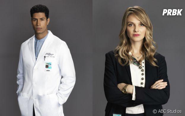 Good Doctor saison 2 : Jared et Jessica quittent l'hôpital