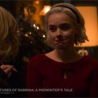 Sabrina : la série de retour en décembre sur Netflix avec un épisode spécial Noël