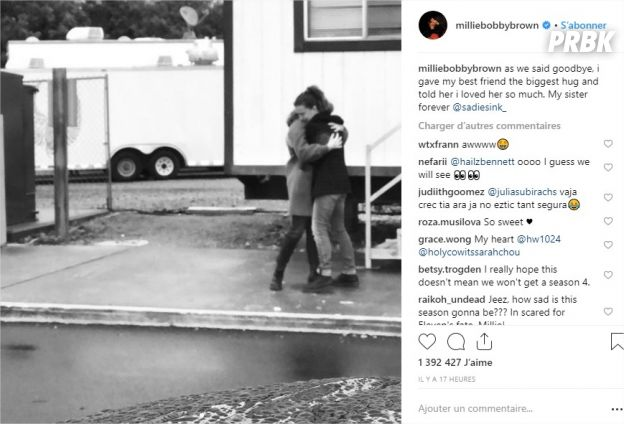 Stranger Things saison 3 : Eleven va-t-elle quitter la série ? Millie Bobby Brown en larmes à la fin du tournage