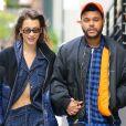 Bella Hadid aurait emménagé chez The Weeknd.