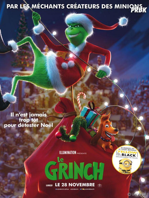 Le Grinch.
