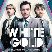 Ed Westwick de retour sur le tournage de sa série White Gold, un an après les accusations de viol