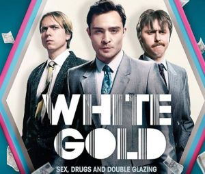 Ed Westwick : le tournage de White Gold a repris