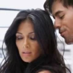 Enrique Iglesias et Nicole Scherzinger ... Heartbeat, leur clip torride