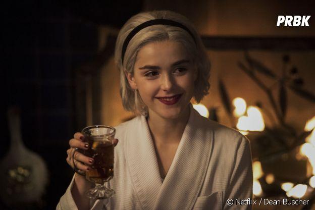 Riverdale : Kiernan Shipka (Les nouvelles aventures de Sabrina) a failli jouer Betty (Lili Reinhart).
