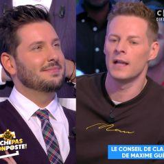 Matthieu Delormeau clashe violemment Maxime Guény dans TPMP et ça fait mal !