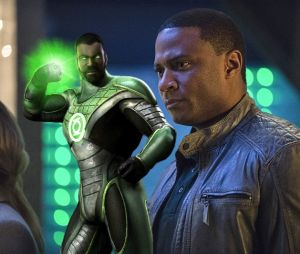 Arrow saison 7 : Diggle sur le point de devenir le Green Arrow ?