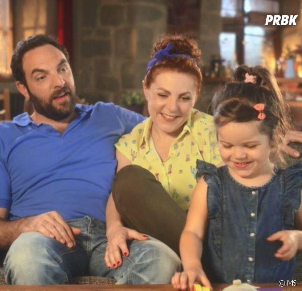 Scènes de Ménages : mais pourquoi Chloé, la fille de Fabien et Emma, est souvent absente ?
