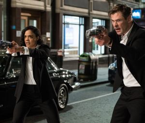 Men in Black 4 : Tessa Thompson et Chris Hemsworth, nouveau duo