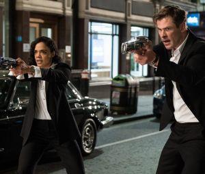 Men in Black 4 : Tessa Thompson et Chris Hemsworth, nouveau duo