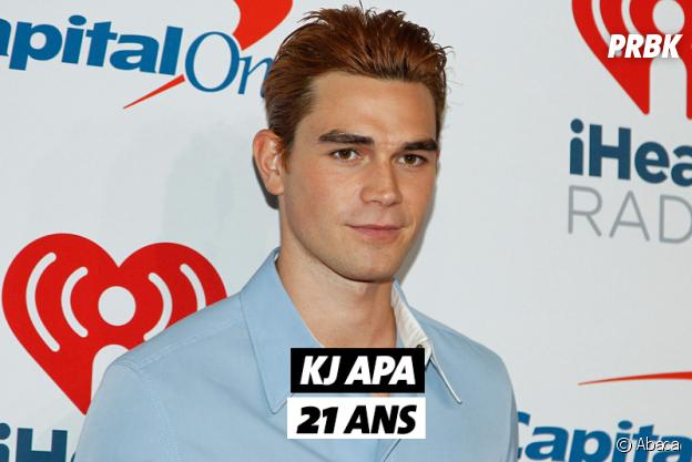 Riverdale : KJ Apa a 21 ans