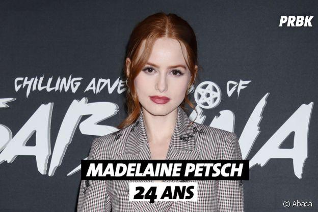 Riverdale : Madelaine Petsch a 24 ans