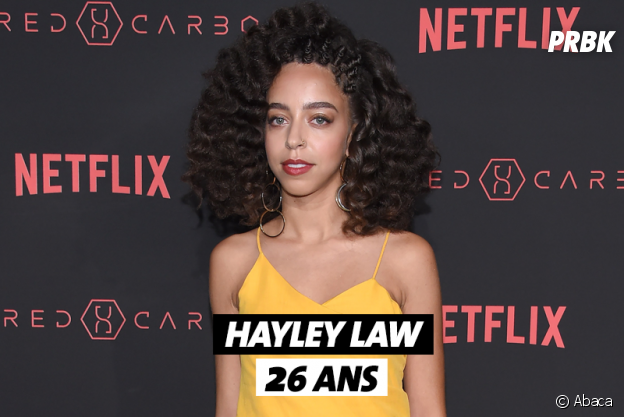 Riverdale : Hayley Law a 26 ans