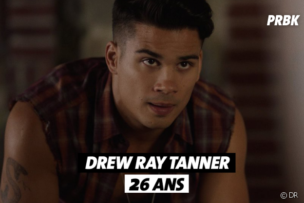 Riverdale : Drew Ray Tanner a 26 ans