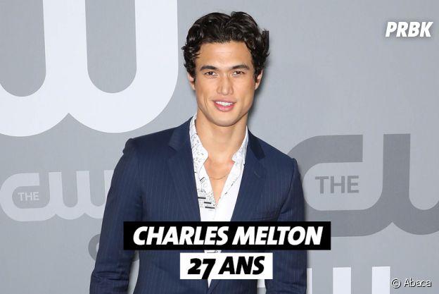 Riverdale : Charles Melton a 27 ans