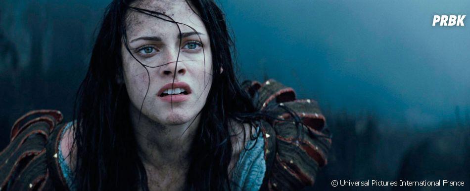 Kristen Stewart n'a pas été virée de la franchise Blanche-Neige