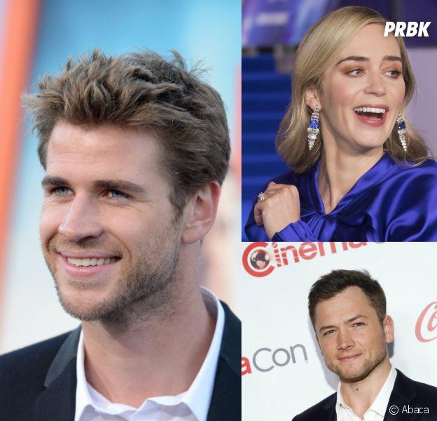 Liam Hemsworth, Emily Blunt... 17 stars qui auraient pu jouer un super-héro au cinéma
