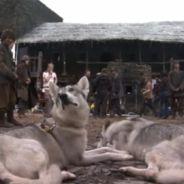Game of thrones ... un extrait suivi d'images du tournage