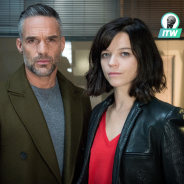 Profilage saison 9 : Rocher et Adèle enfin en couple ? Philippe Bas et Juliette Roudet répondent