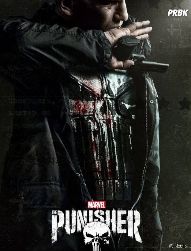The Punisher saison 2 actuellement sur Netflix.