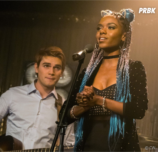 Riverdale saison 3 :  Ashleigh Murray rejoint le spin-off, Katy Keene