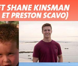 Desperate Housewives : Brent et Shane Kinsman au début de la série VS aujourd'hui