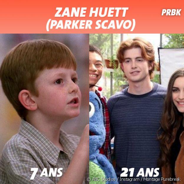 Desperate Housewives : Zane Huett au début de la série VS aujourd'hui