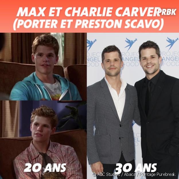 Desperate Housewives : Max et Charlie Carver à leurs débuts dans la série VS aujourd'hui