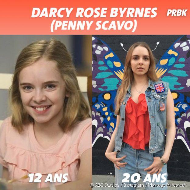 Desperate Housewives : Darcy Rose Byrnes à ses débuts dans la série VS aujourd'hui