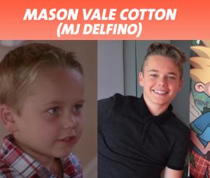 Desperate Housewives : Mason Vale Cotton à ses débuts dans la série VS aujourd'hui