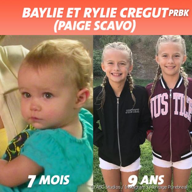 Desperate Housewives : Baylie et Rylie Cregut à leurs débuts dans la série VS aujourd'hui