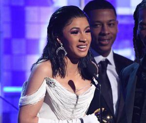Cardi B : sa victoire aux Grammy Awards 2019 critiquée, elle règle ses comptes