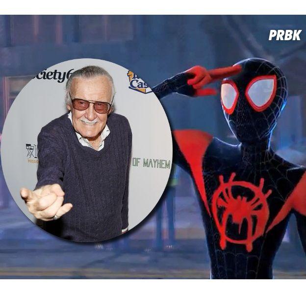 Spider-Man New Generation : vous ne trouverez jamais Stan Lee dans cette incroyable scène