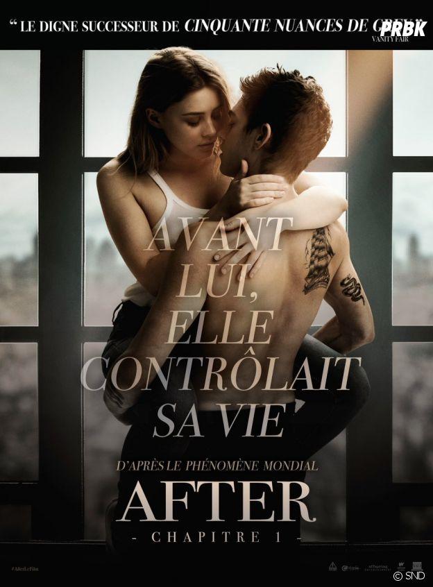 After : découvrez l'affiche française du film