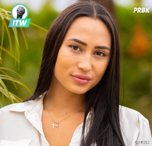 Astrid Nelsia (Les Anges 11) en couple avec Alexandre Fressange ou Bouna Sarr ? Elle répond (ITW)