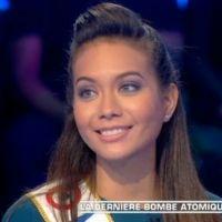 Vaimalama Chaves (Miss France 2019) : sa répartie parfaite face à un Baffie charmé