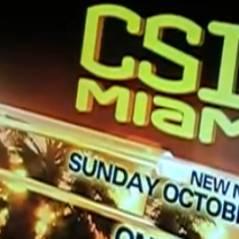 Les Experts Miami saison 9 ... un extrait de l'épisode 901