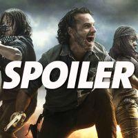The Walking Dead annulée après la saison 10 ? L'équipe s'y prépare