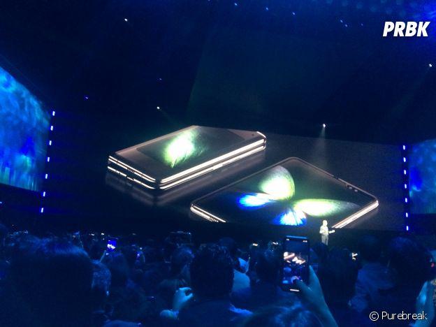 Samsung Fold : le smartphone pliable au prix costaud