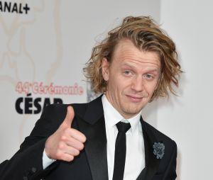 Alex Lutz gagnant aux César 2019 le 22 février à Paris