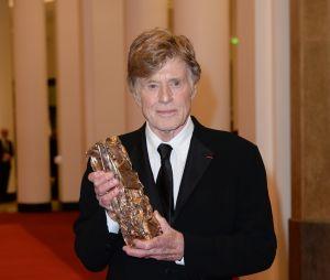 Robert Redford récompensé aux César 2019 le 22 février à Paris