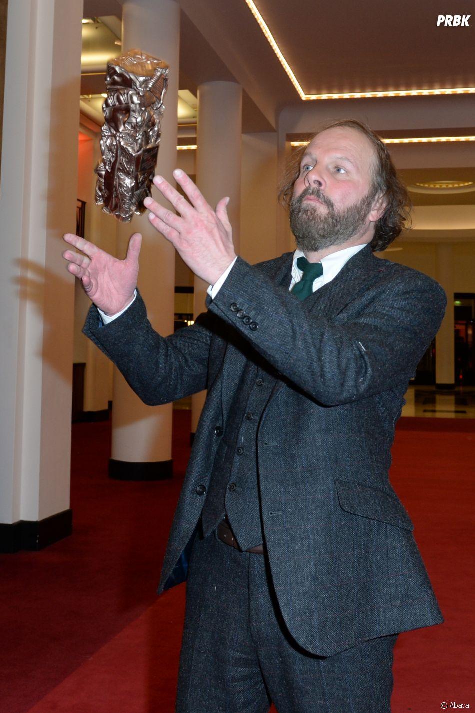 Philippe Katerine gagnant aux César 2019 le 22 février à Paris