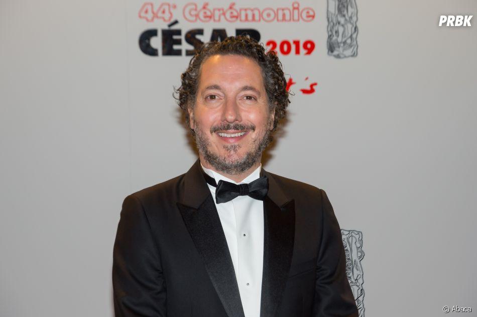 Guillaume Galienne sur le tapis rouge des César 2019 le 22 février à Paris