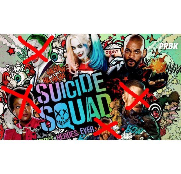 Suicide Squad 2 : la nouvelle équipe connue et c'est WTF