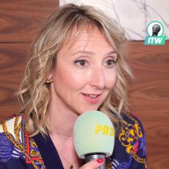"""Audrey Lamy en interview pour Rebelles : """"J'ai toujours rêvé de jouer un Tarantino à la française"""""""