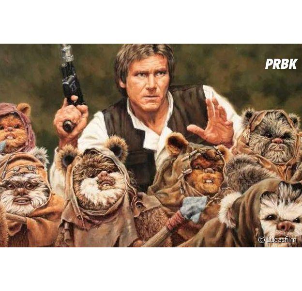 Star Wars : bientôt une série sur... les Ewoks ?