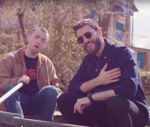 """Cyprien VS Squeezie : la fin de """"la guerre"""" ? Les youtubeurs se réconcilient en chanson"""