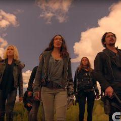 The 100 saison 6 : Clarke et Bellamy en danger sur la nouvelle planète dans la bande-annonce